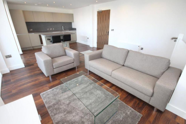 Thumbnail Flat to rent in Greengate, Salford, Greater Manchester