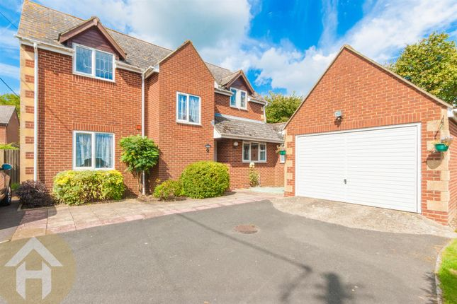 Thumbnail Detached house for sale in The Banks, Lyneham, Chippenham