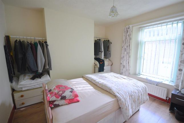 Bedroom Two of Victoria Street, Shildon DL4