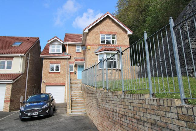 Thumbnail Detached house for sale in Cae Canol, Baglan, Port Talbot