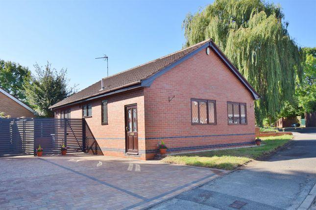 Thumbnail Detached bungalow for sale in Blenheim Avenue, Lowdham, Nottingham