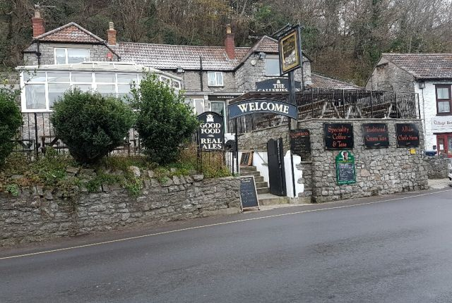Thumbnail Pub/bar for sale in The Cliffs, Cheddar