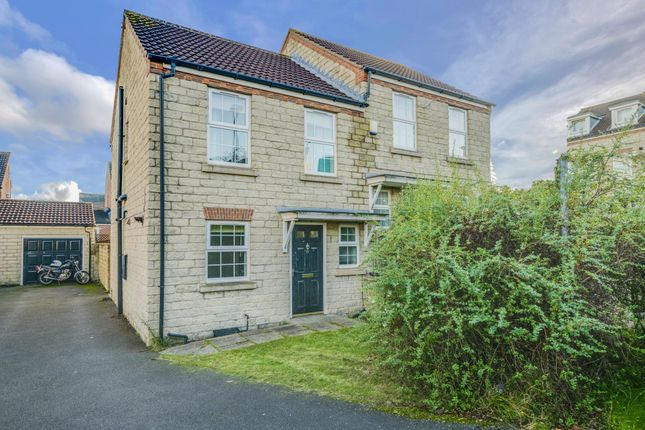 Thumbnail Semi-detached house to rent in Maple Close, Kendray, Barnsley