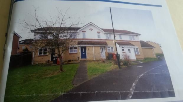 Thumbnail Terraced house to rent in Richard Way, Cipenham Slough, Slough, Berkshire