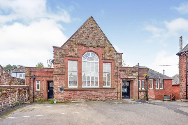 2 bed flat for sale in Station Road, Wigton, Cumbria CA7