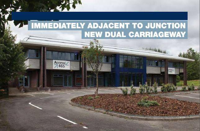Thumbnail Office to let in Rassau Industrial Estate, Rassau, Ebbw Vale