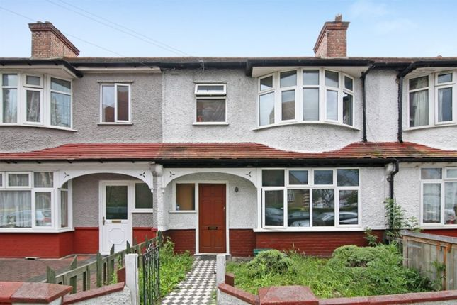 Thumbnail Terraced house for sale in Gorringe Park Avenue, Mitcham
