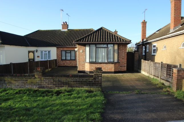 Thumbnail Semi-detached bungalow for sale in Rayleigh Road, Hadleigh, Benfleet
