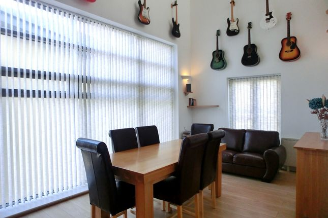 Thumbnail Flat to rent in St. Christophers Court, Maritime Quarter, Swansea
