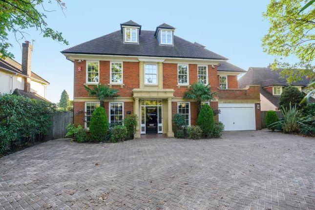 5 bed detached house to rent in Ashley Park Avenue, Ashley Park, Walton On Thames, Surrey KT12