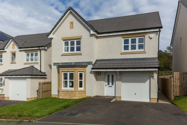 Thumbnail Detached house for sale in Brock View, Currie, Edinburgh