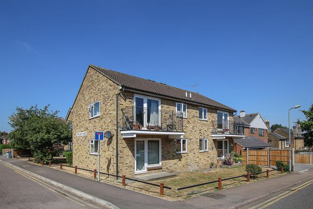 Thumbnail Flat for sale in Firsgrove Road, Warley, Brentwood