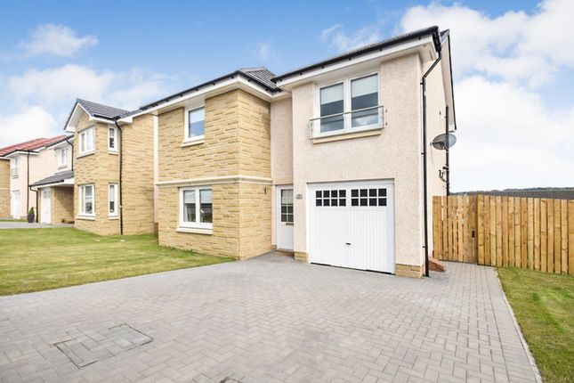Thumbnail Detached house for sale in Brodie Way, Plains, Airdrie