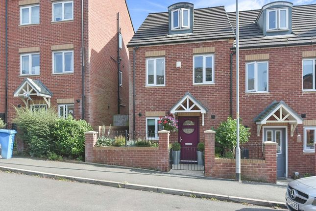 Thumbnail Semi-detached house for sale in Hexagon Close, Manchester, Greater Manchester