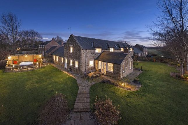 Thumbnail Detached house for sale in Oakview House, Netherton Moor Farm, Hartford Bridge