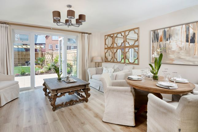 Thumbnail Semi-detached house for sale in Mount Hill Farm, Tetsworth
