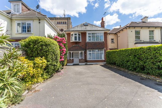Thumbnail Detached house for sale in Alum Chine Road, Westbourne, Bournemouth