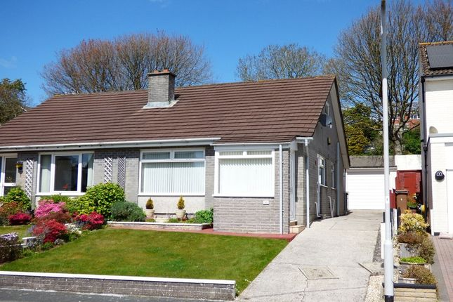Thumbnail Semi-detached bungalow for sale in Yealmpstone Drive, Plympton, Plymouth