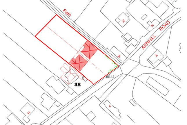 Thumbnail Land for sale in Gretton, Corby