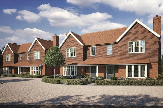 Thumbnail Detached house for sale in Plot 2 Mortimer Close, Headbourne Worthy, Winchester, Hampshire