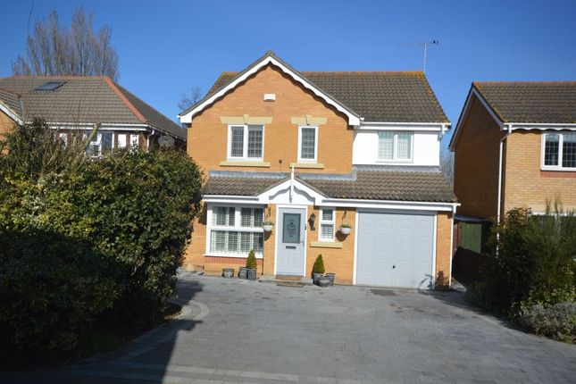 Thumbnail Detached house for sale in Fordwich Drive, Rochester