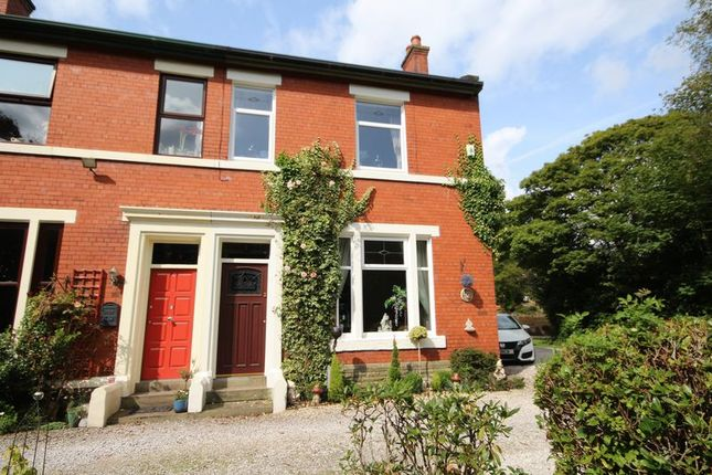 Thumbnail End terrace house for sale in Ashdene, Lower Healey, Rochdale