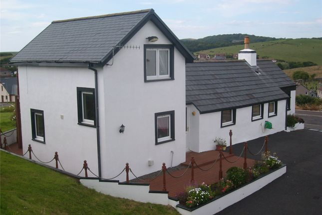 Thumbnail Detached house for sale in Ben-Ma-Cree, Portpatrick, Stranraer, Dumfries And Galloway