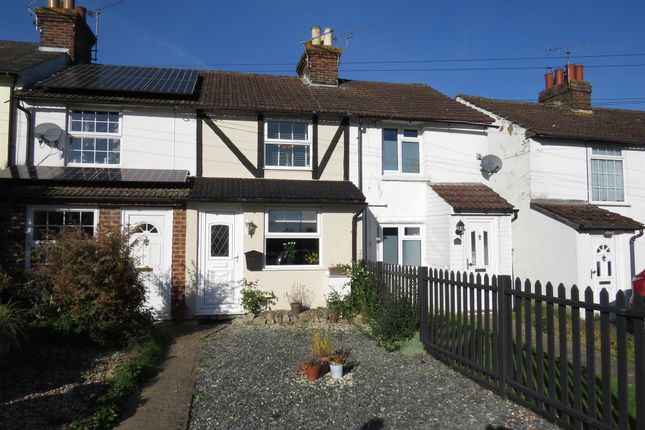 Thumbnail Terraced house for sale in Canterbury Road, Willesborough, Ashford