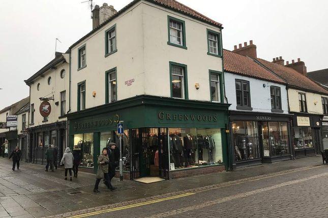 Thumbnail Retail premises to let in 74 Skinnergate, Darlington