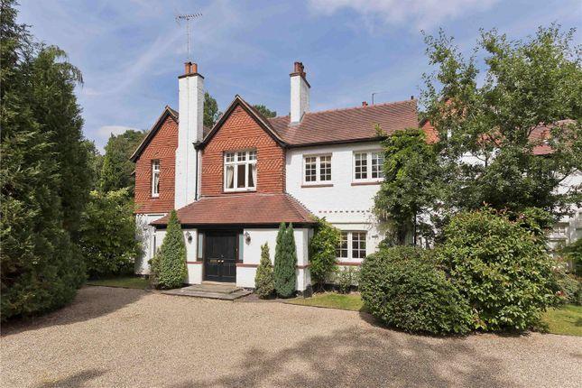 Semi-detached house to rent in Wood Manor, Seven Hills Road, Cobham, Surrey