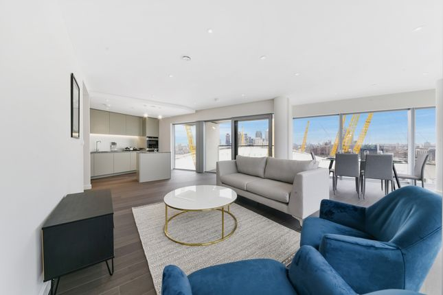 Thumbnail Flat to rent in Upper Riverside, Greenwich Peninsula, Greenwich