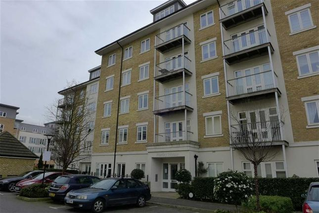 Thumbnail Flat to rent in 31 Park Lodge Avenue, West Drayton