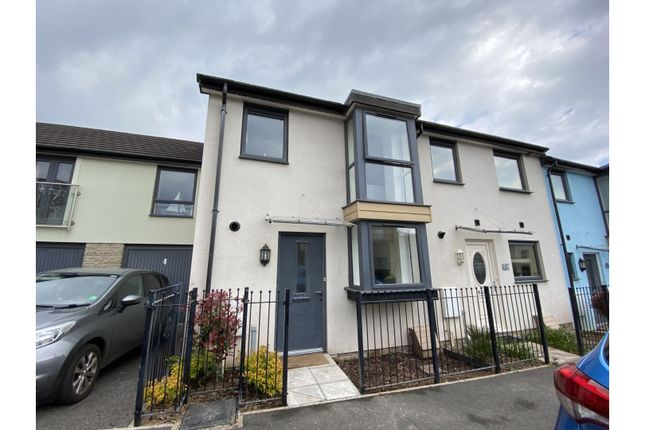 2 bed terraced house for sale in Causeway View, Plymouth PL9