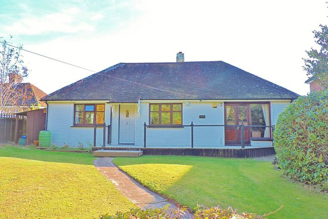 Thumbnail Bungalow for sale in Carters Corner, Hailsham