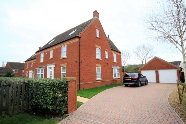 Thumbnail Detached house for sale in Kicks Farm Close, Westonzoyland, Bridgwater