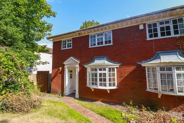 Thumbnail Terraced house to rent in Grosvenor Mews, Grosvenor Close, Southampton