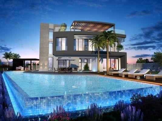 Thumbnail Villa for sale in Yeroskipou, Paphos, Cyprus