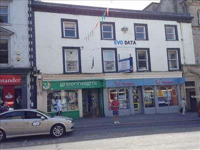 Thumbnail Commercial property for sale in 5/5A Highgate, Kendal