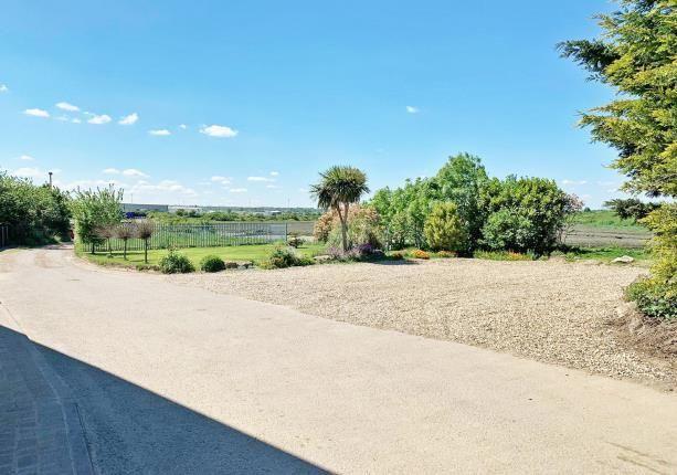 Driveway of Gas Road, Murston, Sittingbourne, Kent ME10