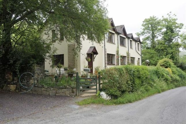 Thumbnail Detached house for sale in Cwmsymlog, Aberystwyth