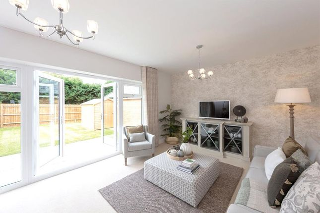 Thumbnail Detached bungalow for sale in Trelawny Parc, Pelynt, Looe, Cornwall