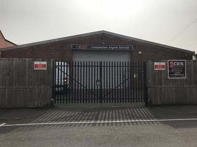 Thumbnail Warehouse for sale in Cross Street, Burton Upon Trent, Staffordshire