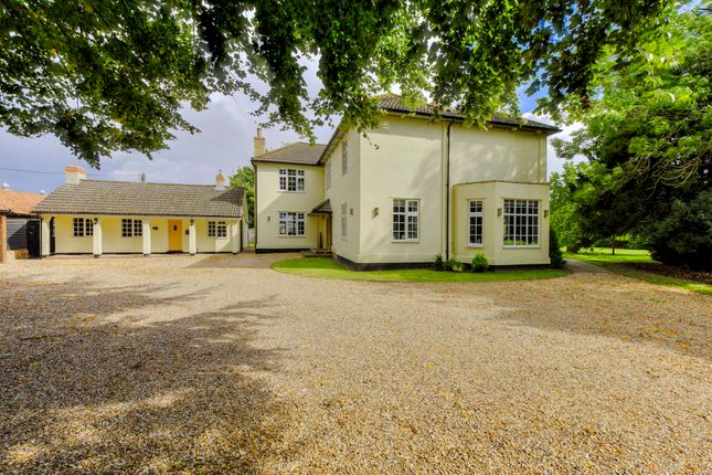 Thumbnail Detached house for sale in Barton Mills, Bury St Edmunds, Suffolk, Suffolk