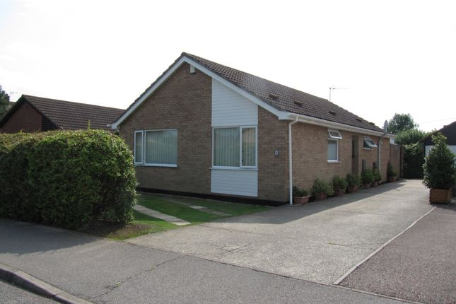 Thumbnail Detached bungalow for sale in Low Farm Drive, Carlton Colville, Lowestoft, Suffolk
