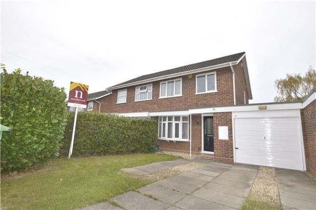 Thumbnail Semi-detached house for sale in Kempton Grove, Cheltenham, Gloucestershire