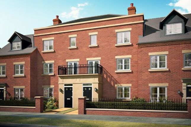 Thumbnail Mews house for sale in The Lymm, William Nadin Road, Swadlincote, Derby