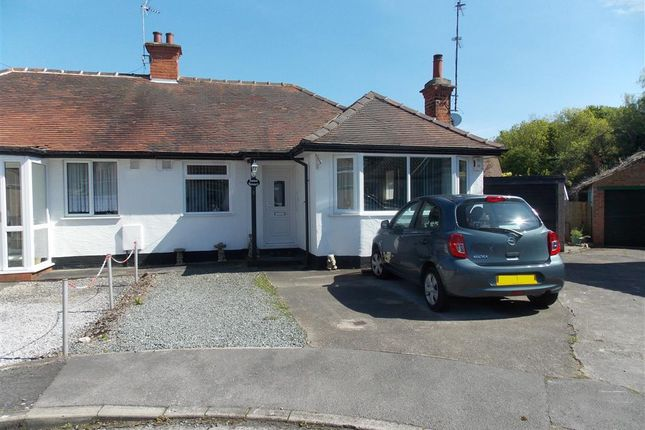 Thumbnail Bungalow to rent in Oak Avenue, Willerby, Hull