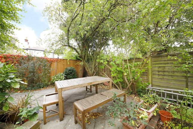 Garden of Woodstock Road, Croydon CR0