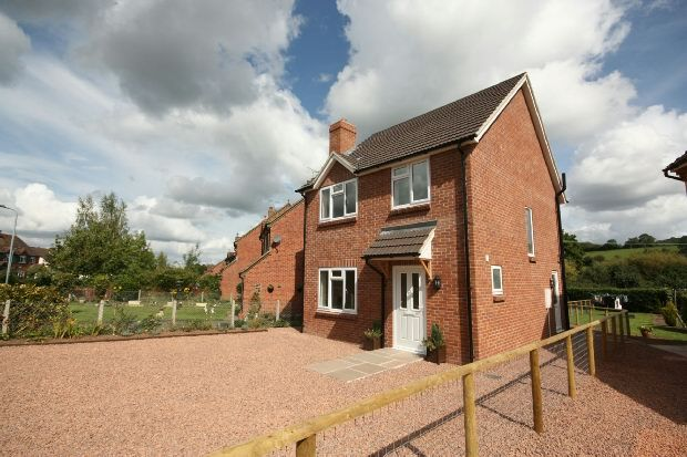 Thumbnail Detached house for sale in Buryfields Estate, Cradley, Malvern