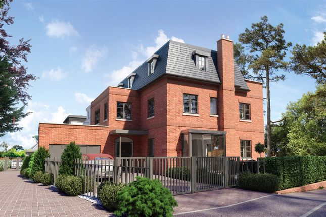 Thumbnail Detached house for sale in Durlston Road, Parkstone, Poole